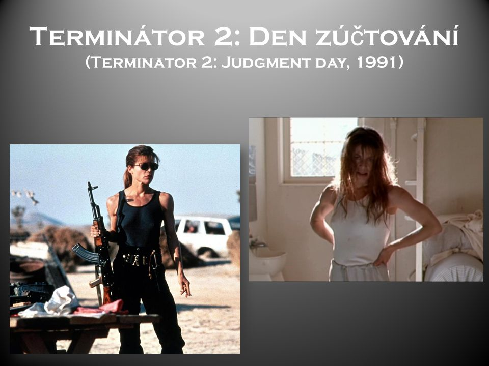 Terminátor 2: Den zúčtování (Terminator 2: Judgment day, 1991)