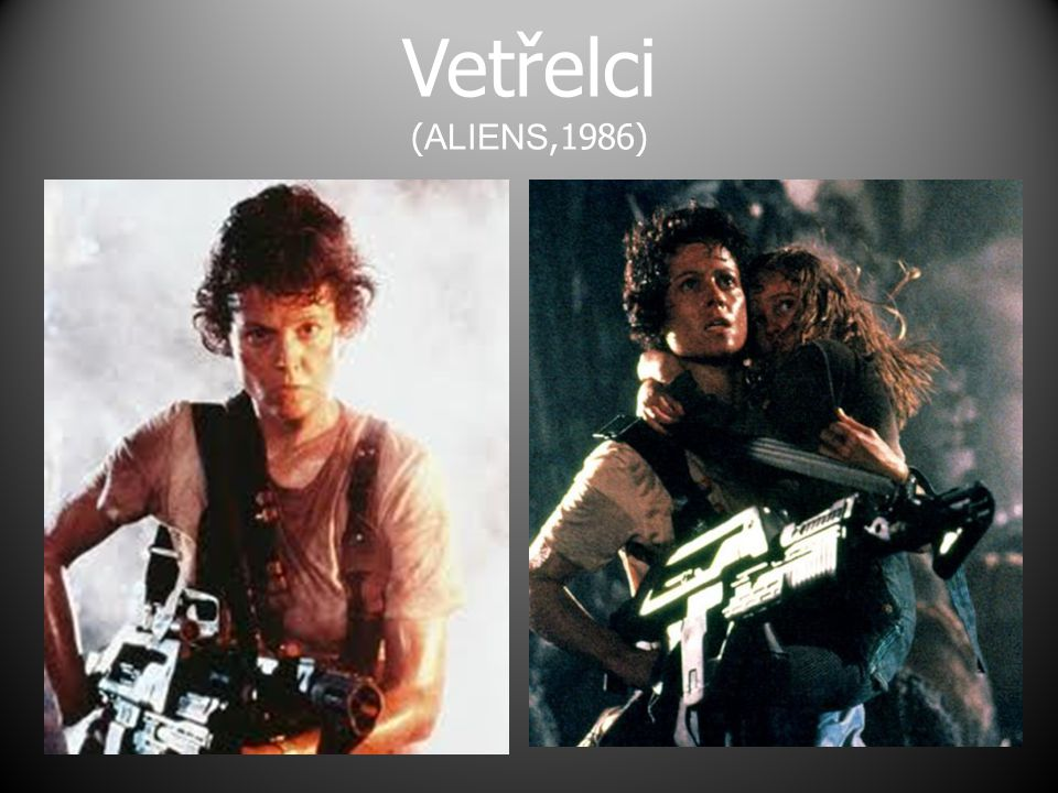 Vetřelci (ALIENS,1986)