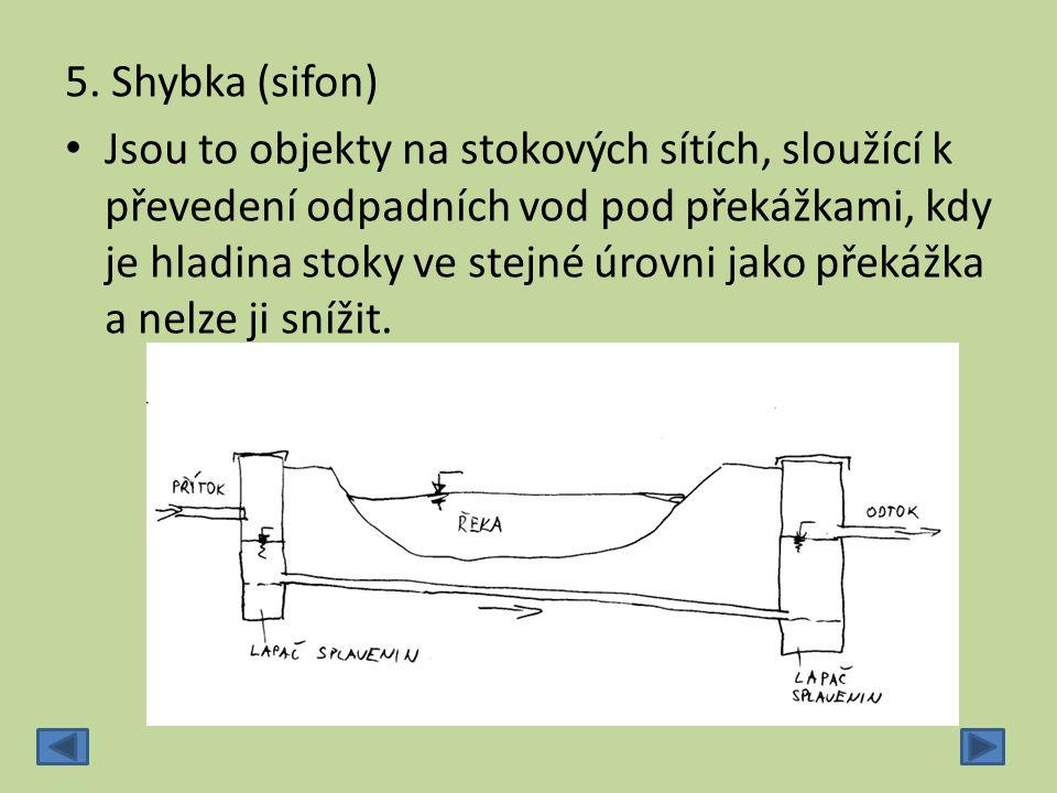 5. Shybka (sifon)