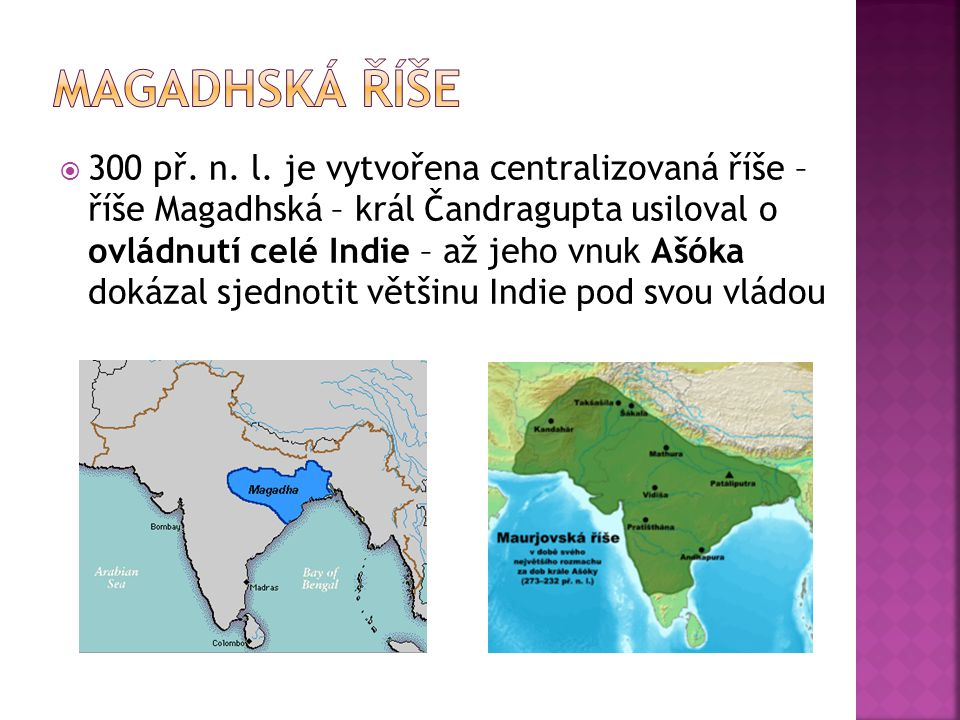 Magadhská říše