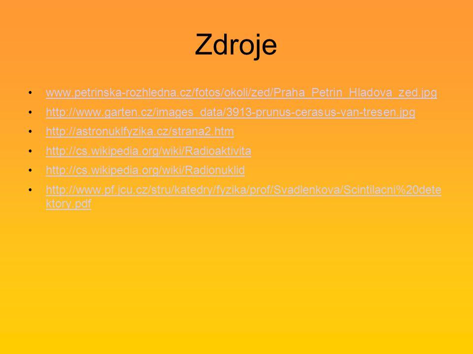 Zdroje www.petrinska-rozhledna.cz/fotos/okoli/zed/Praha_Petrin_Hladova_zed.jpg. http://www.garten.cz/images_data/3913-prunus-cerasus-van-tresen.jpg.