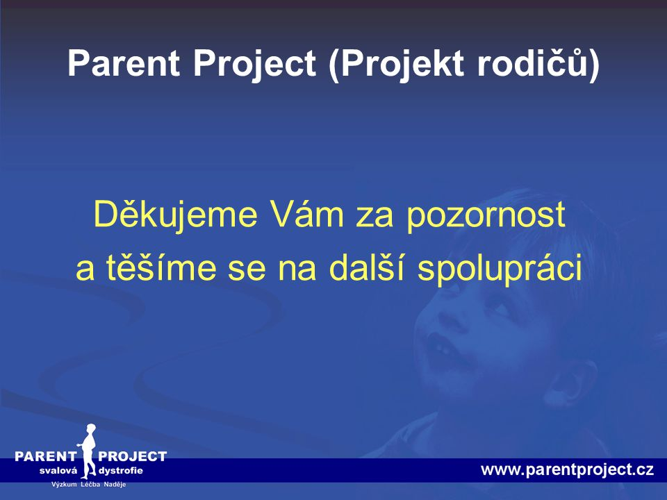 Parent Project (Projekt rodičů)
