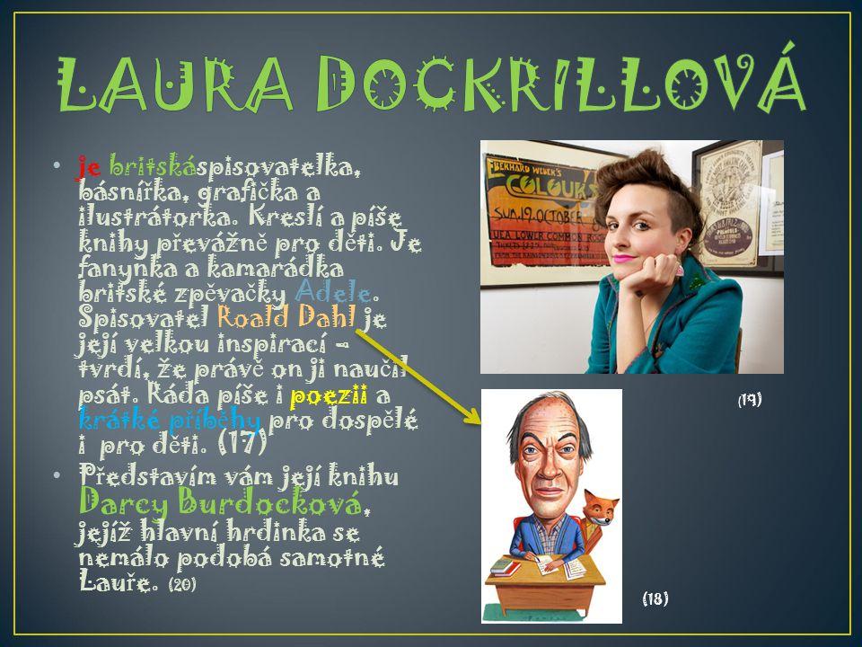 LAURA DOCKRILLOVÁ