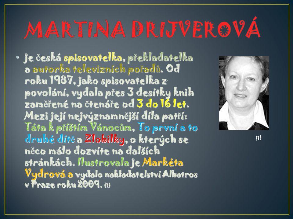 MARTINA DRIJVEROVÁ