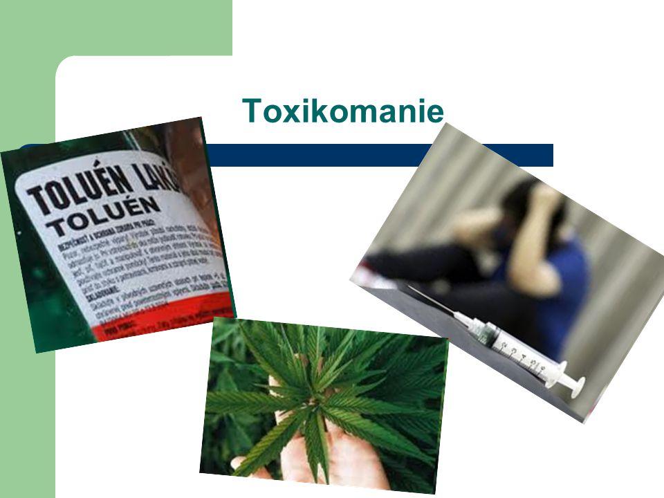 Toxikomanie