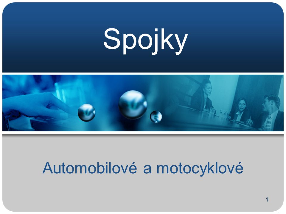 Automobilové a motocyklové