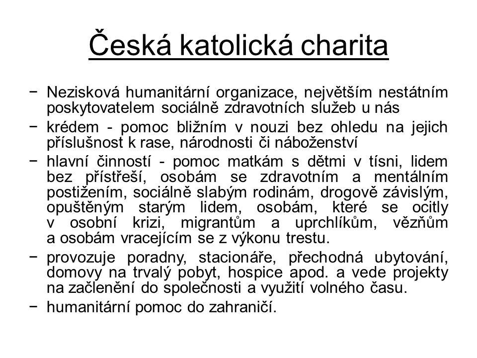 Česká katolická charita