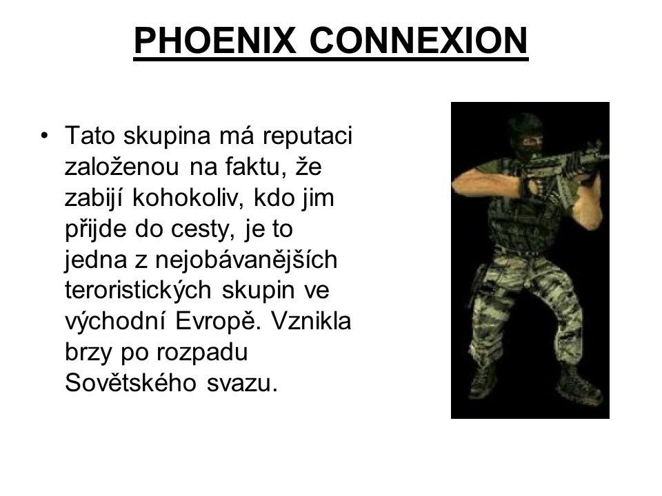 PHOENIX CONNEXION