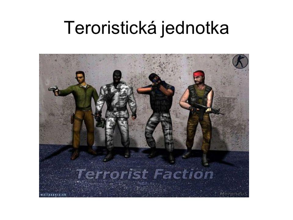 Teroristická jednotka