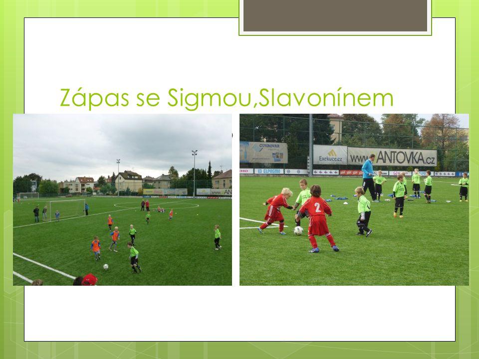 Zápas se Sigmou,Slavonínem
