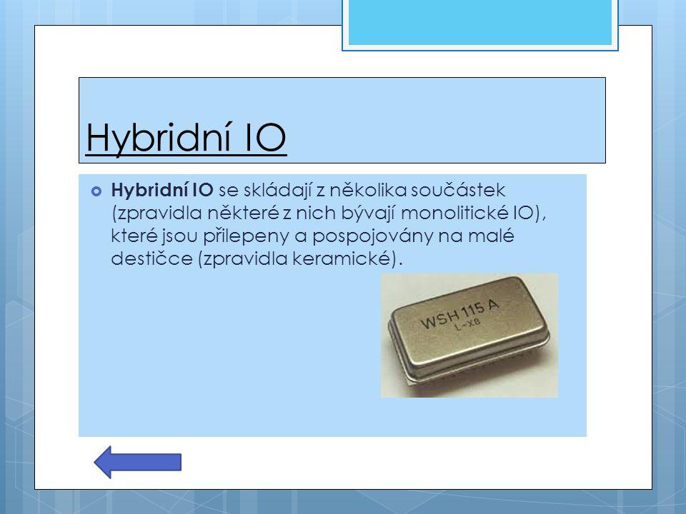 Hybridní IO