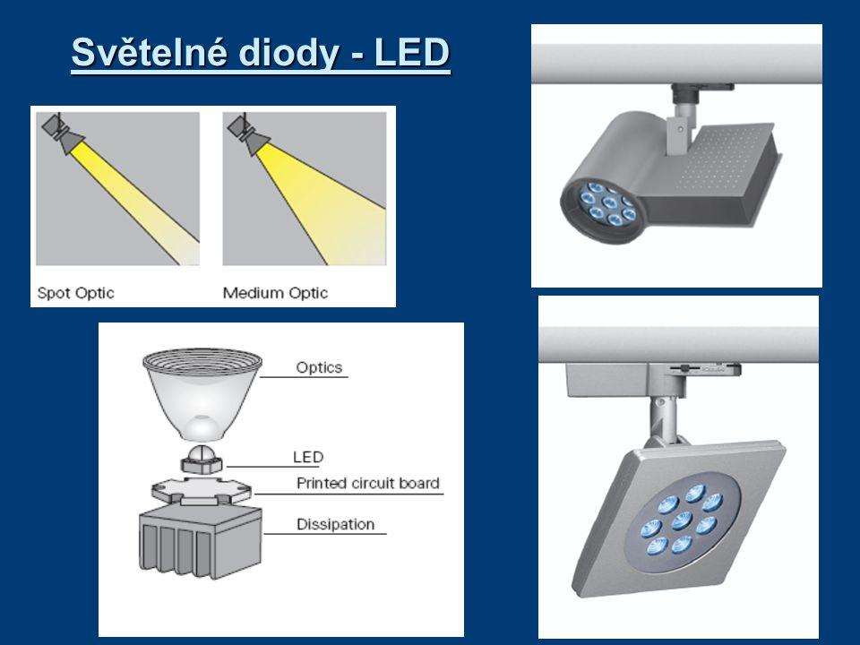 Světelné diody - LED