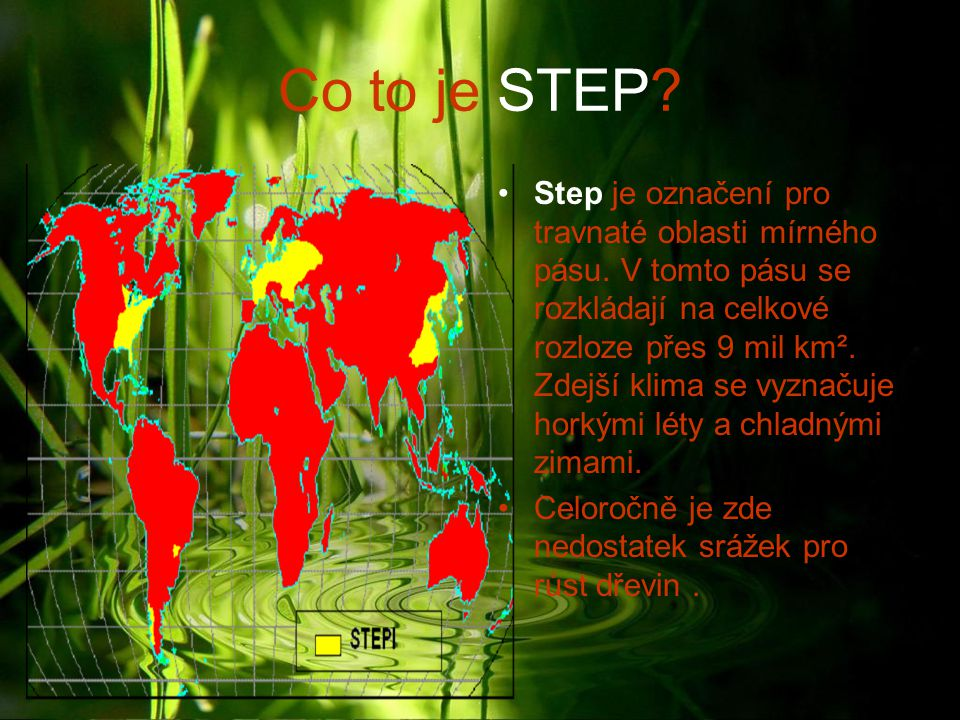 Co to je STEP