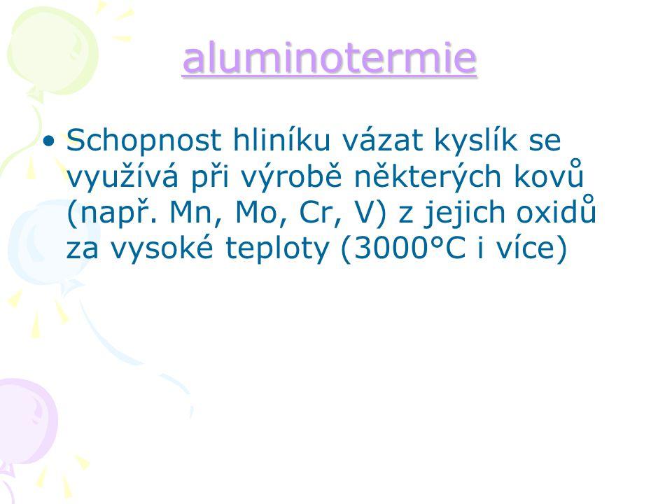 aluminotermie