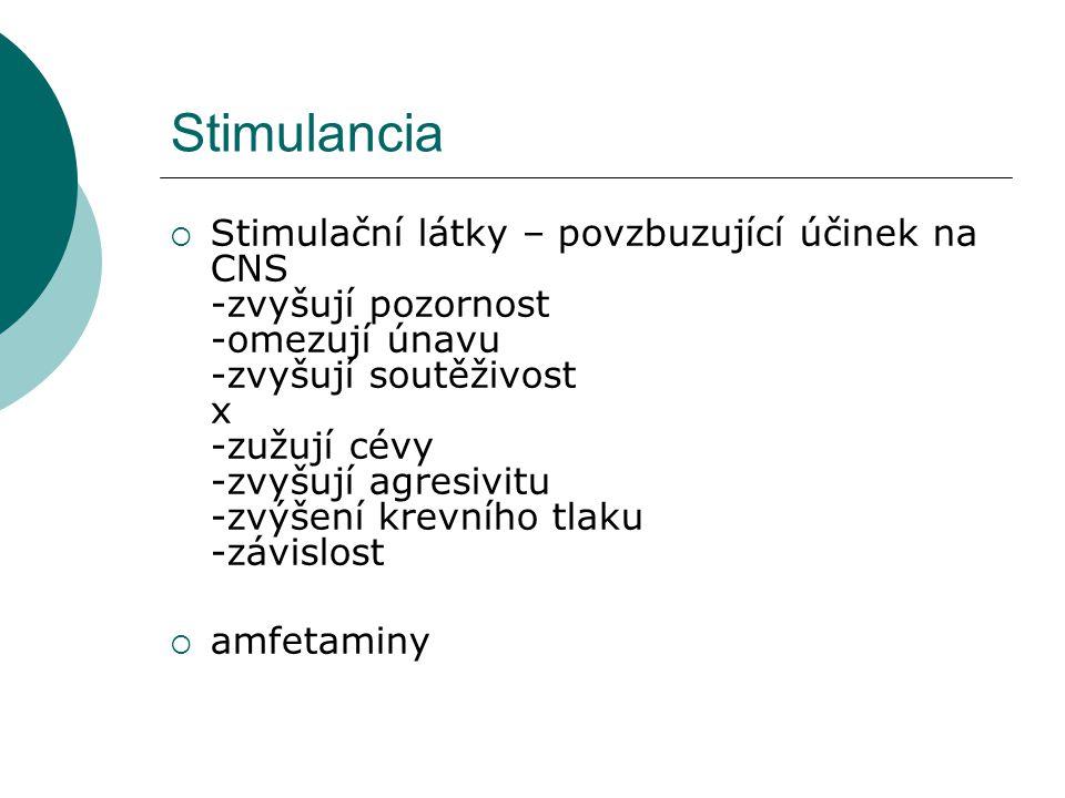 Stimulancia