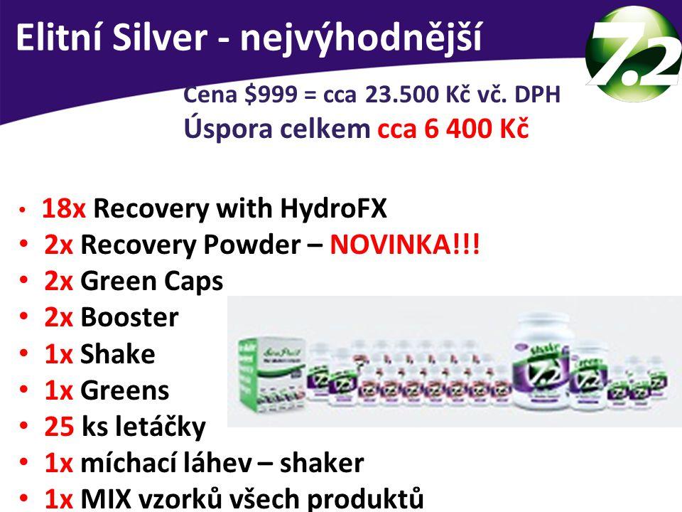 Elitní Silver - nejvýhodnější