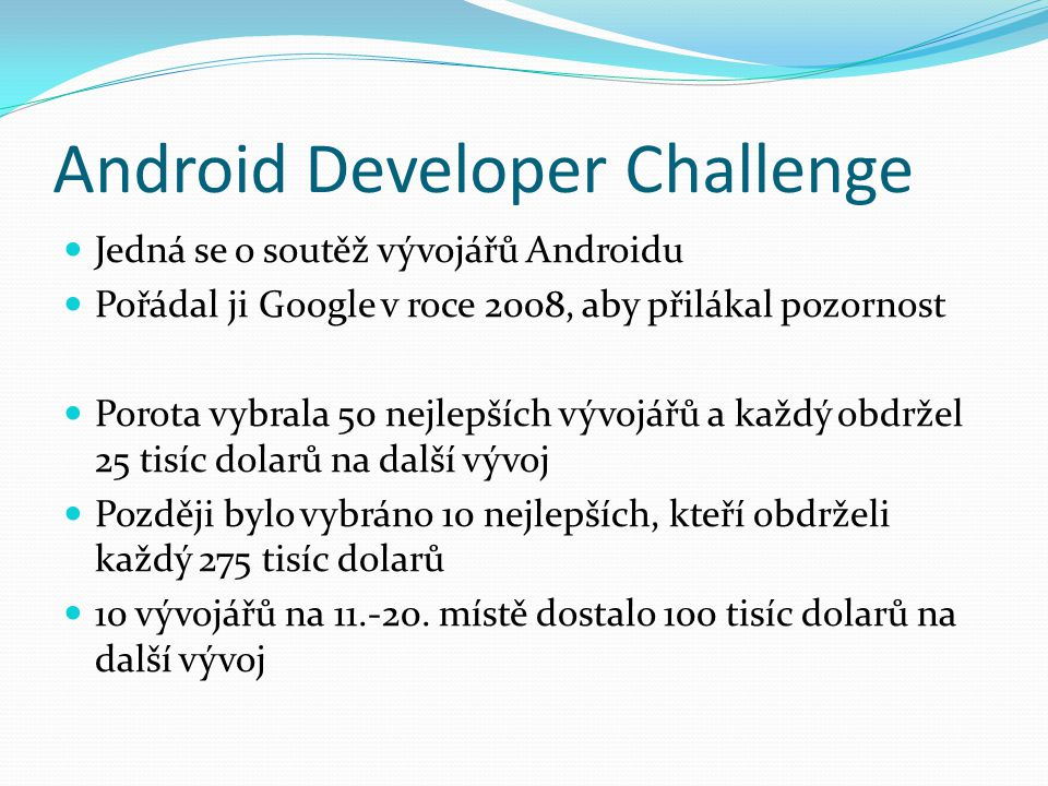Android Developer Challenge