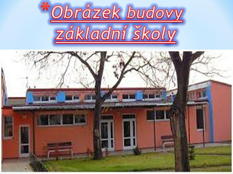 Obrázek budovy základní školy