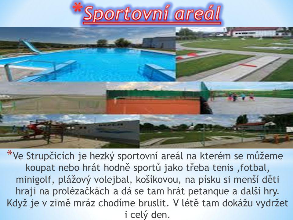 Sportovní areál