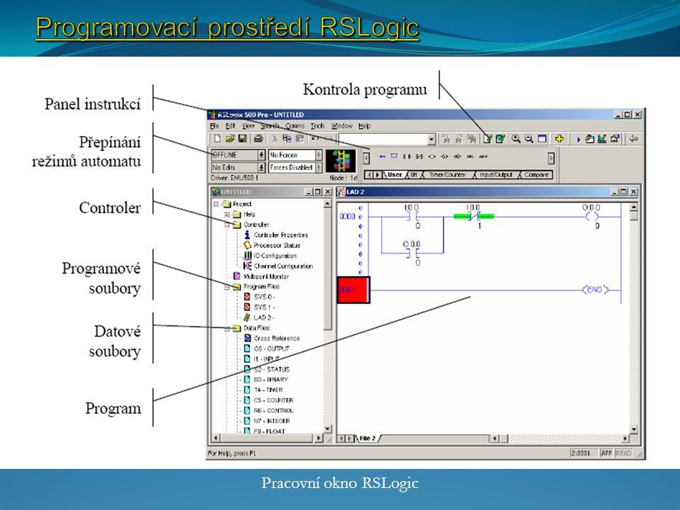 Programovací prostředí RSLogic