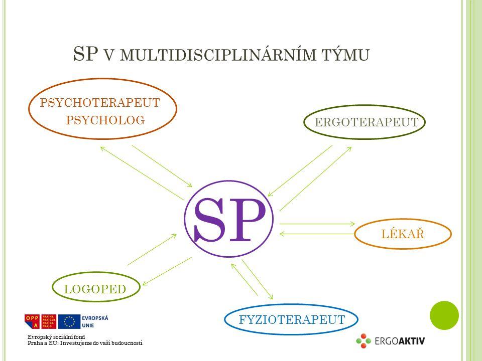 SP v multidisciplinárním týmu