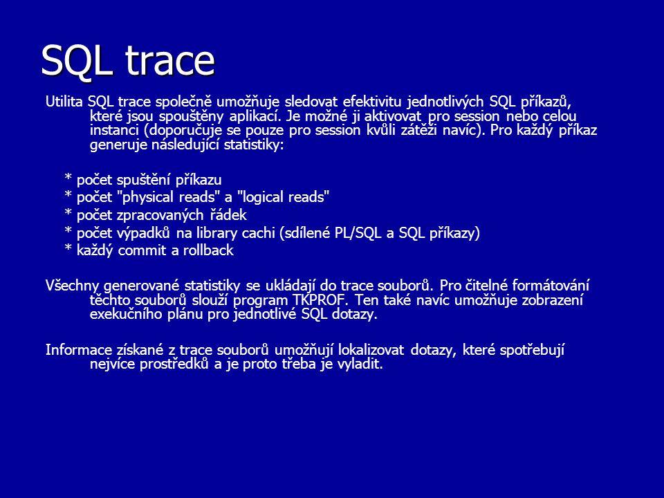 SQL trace