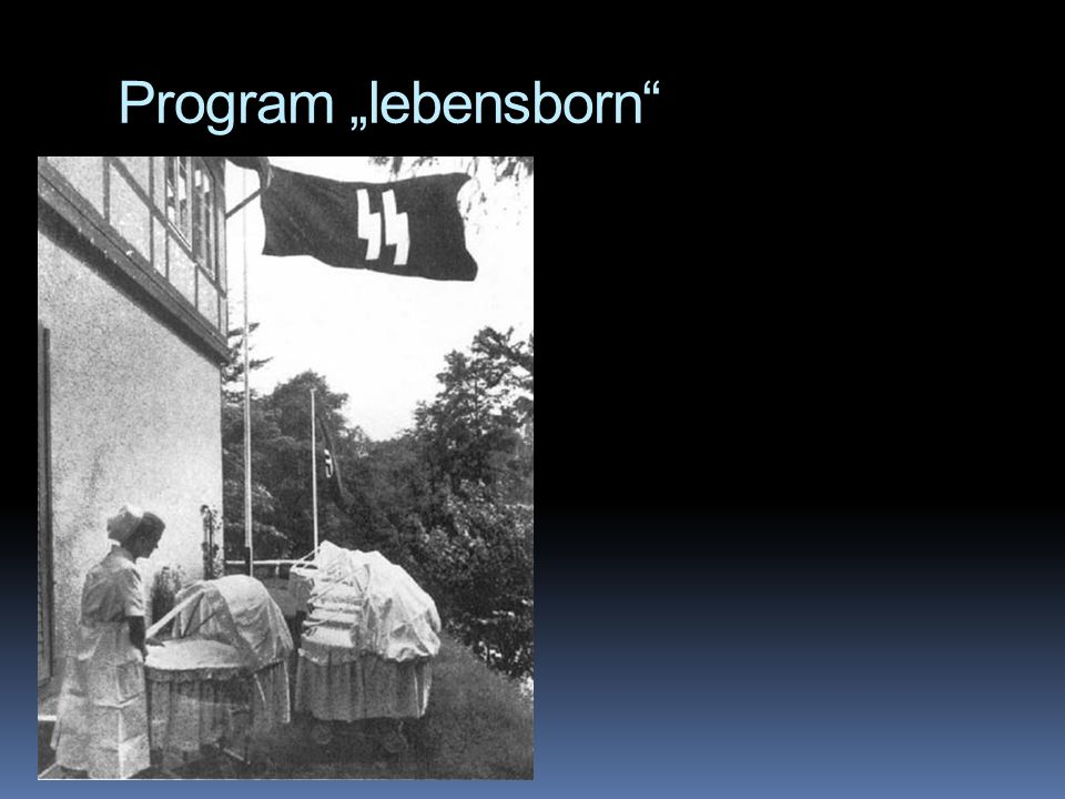 "Program ""lebensborn"