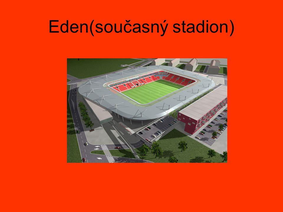 Eden(současný stadion)