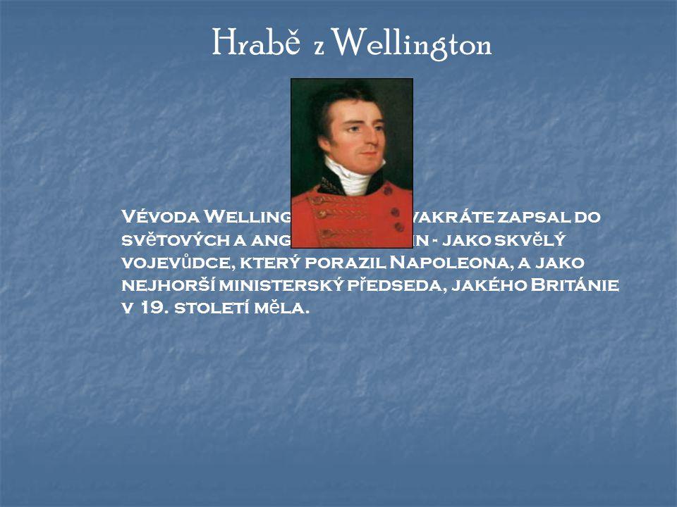 Hrabě z Wellington