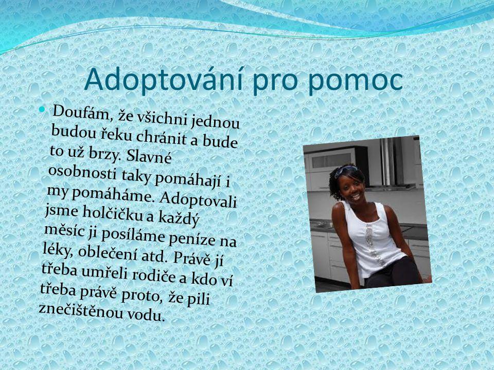 Adoptování pro pomoc