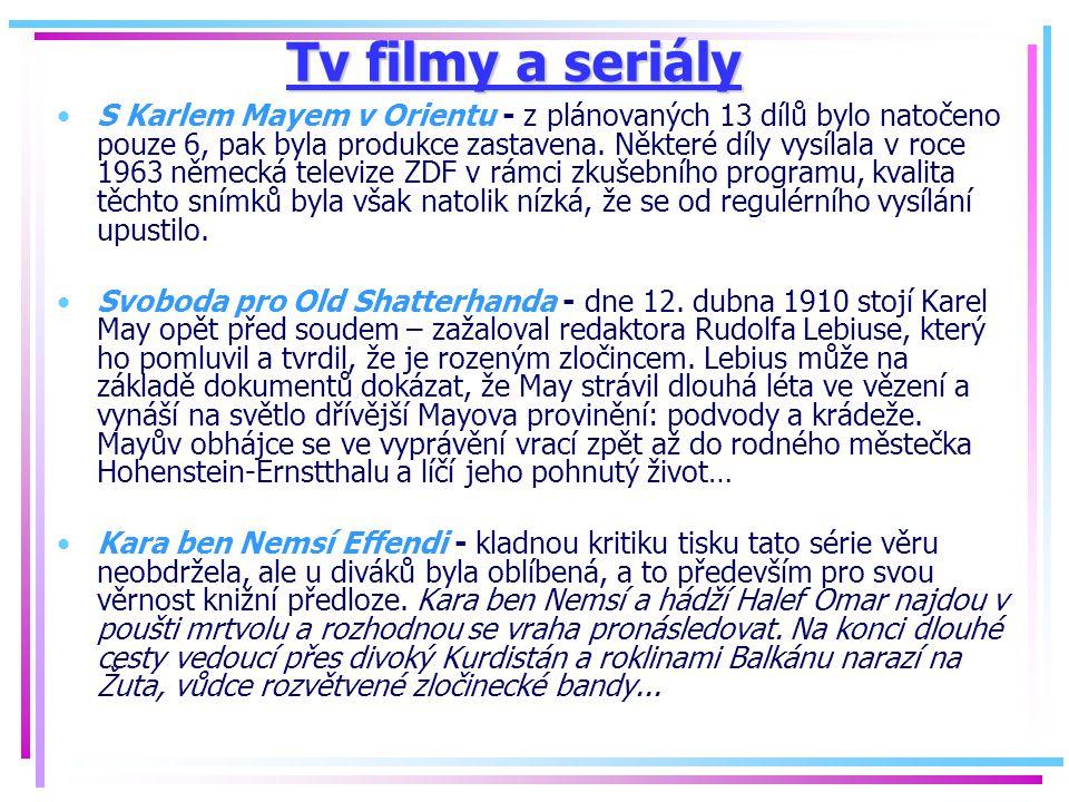 Tv filmy a seriály