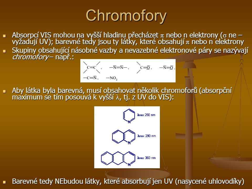 Chromofory