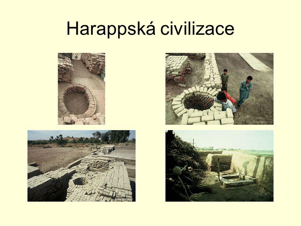 Harappská civilizace