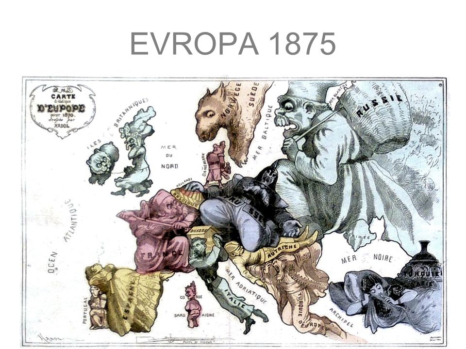 EVROPA 1875