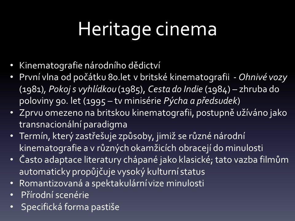 Heritage cinema Kinematografie národního dědictví