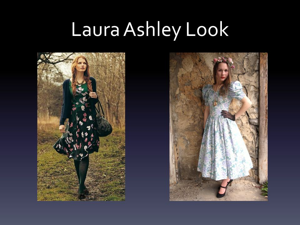 Laura Ashley Look