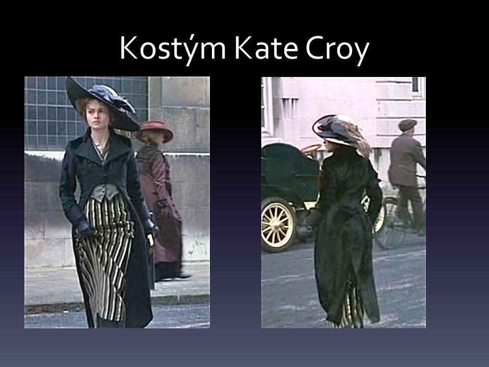 Kostým Kate Croy