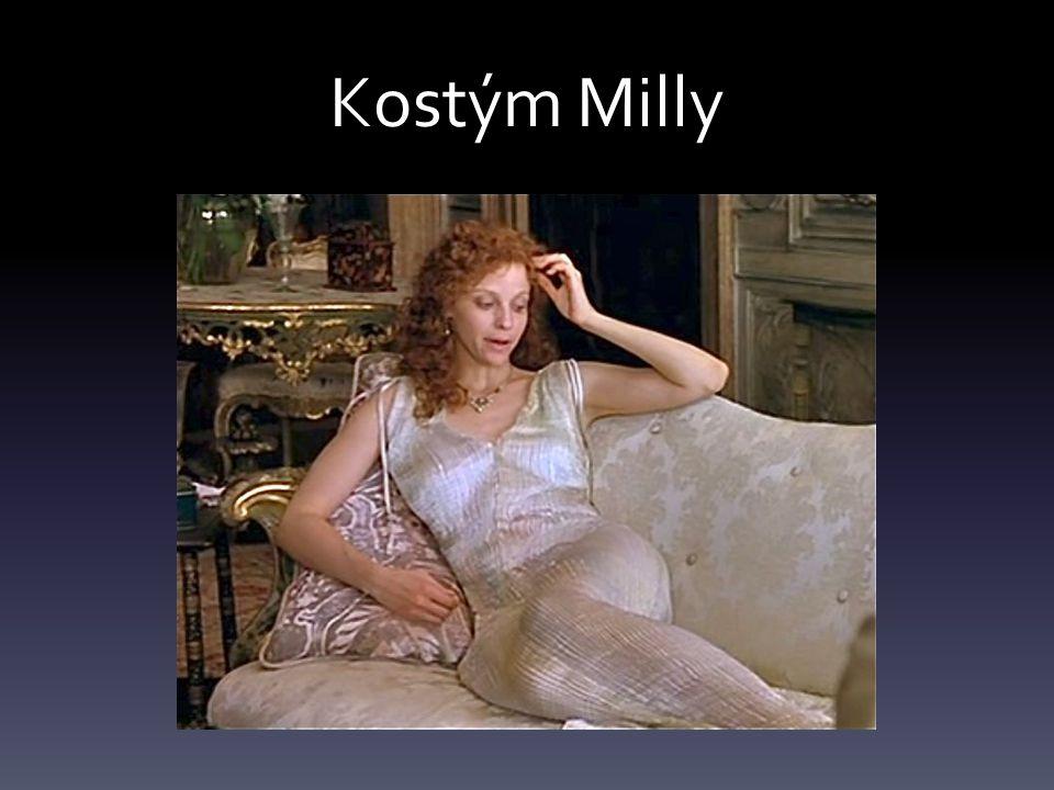 Kostým Milly