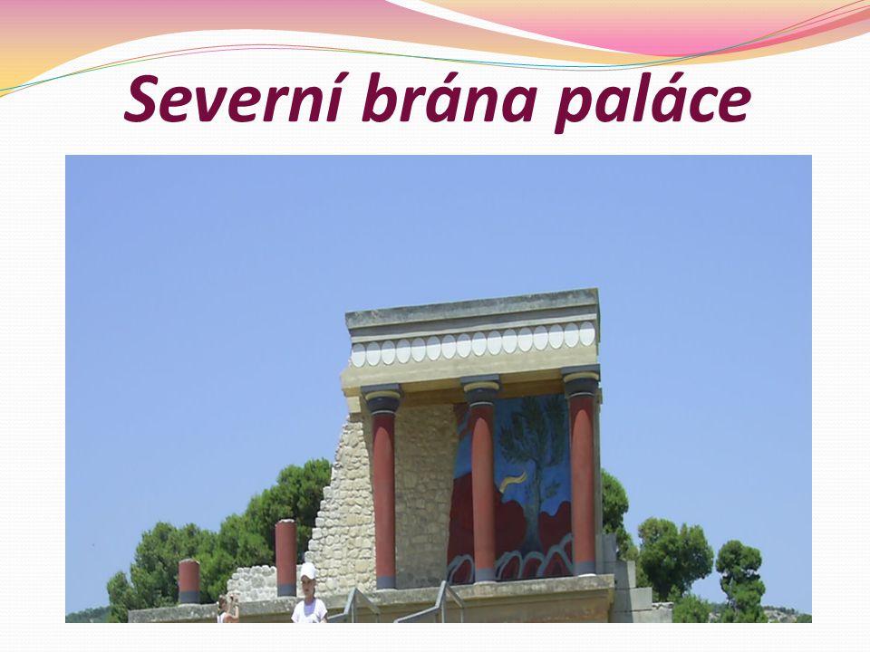 Severní brána paláce