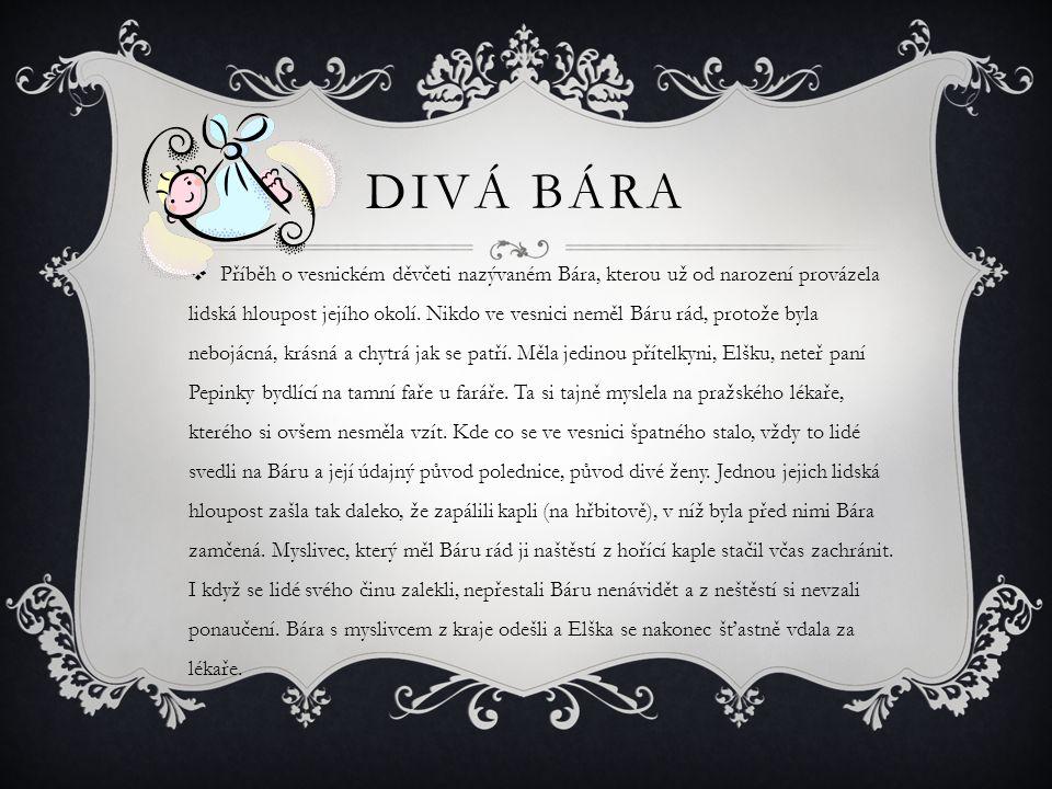 DIVÁ BÁRA