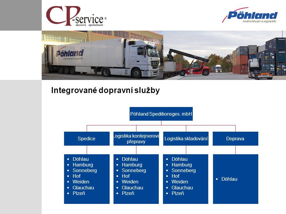 Integrované dopravní služby