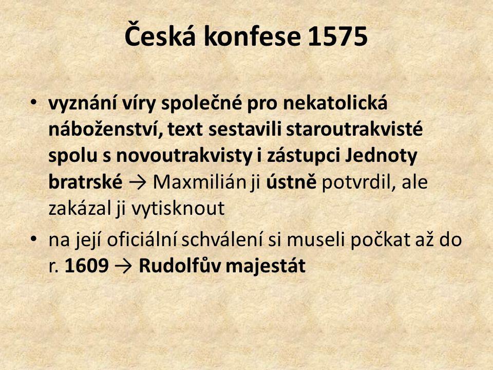 Česká konfese 1575
