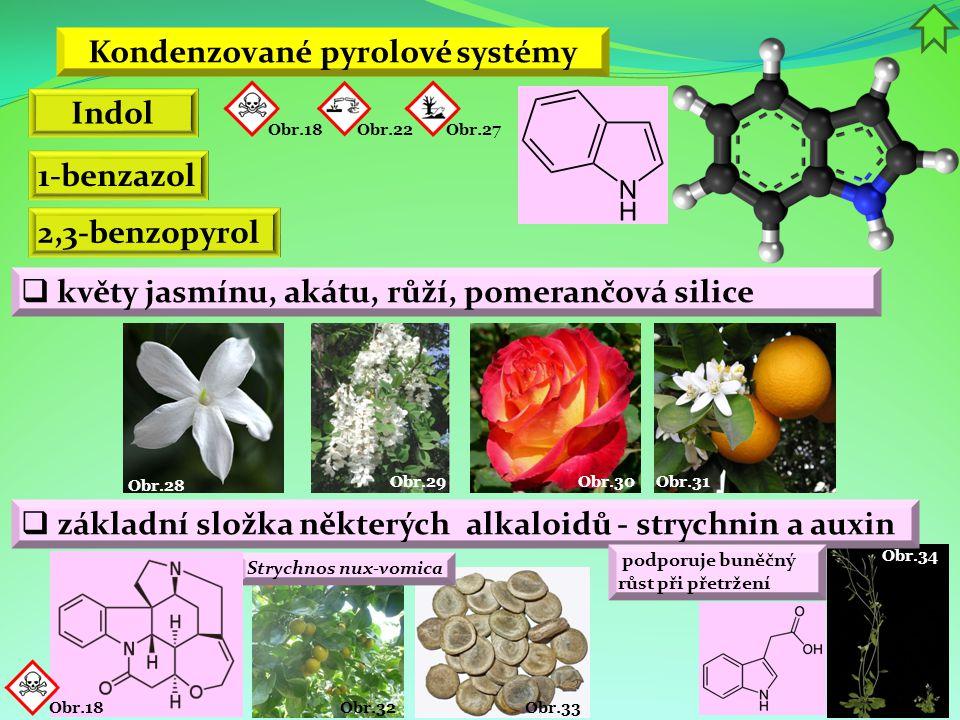 Kondenzované pyrolové systémy