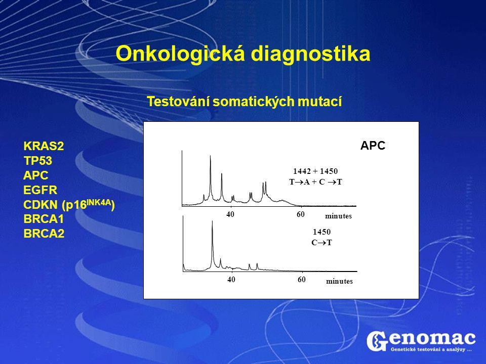 Onkologická diagnostika