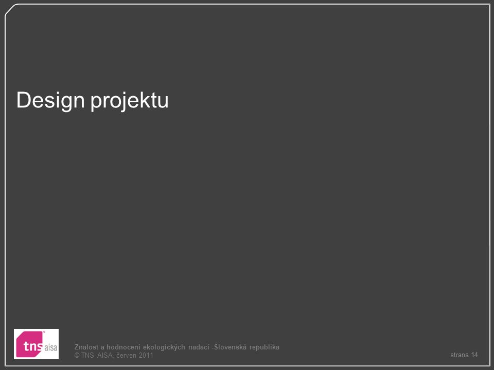 Design projektu