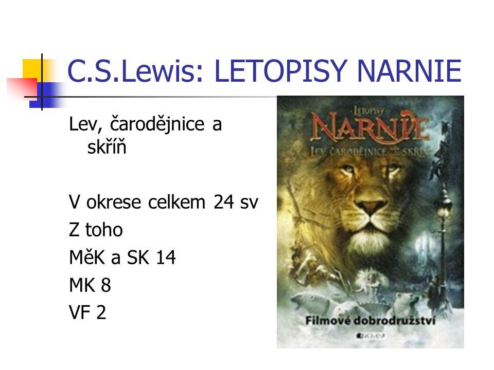 C.S.Lewis: LETOPISY NARNIE