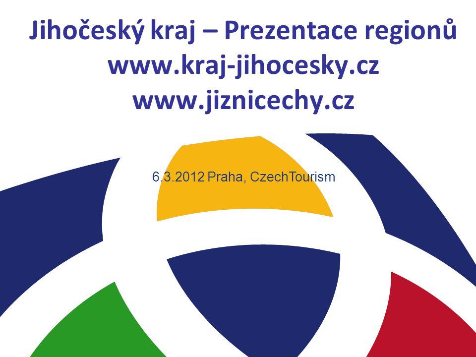 Jihočeský kraj – Prezentace regionů www. kraj-jihocesky. cz www