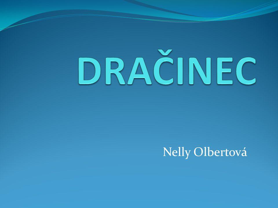 DRAČINEC Nelly Olbertová