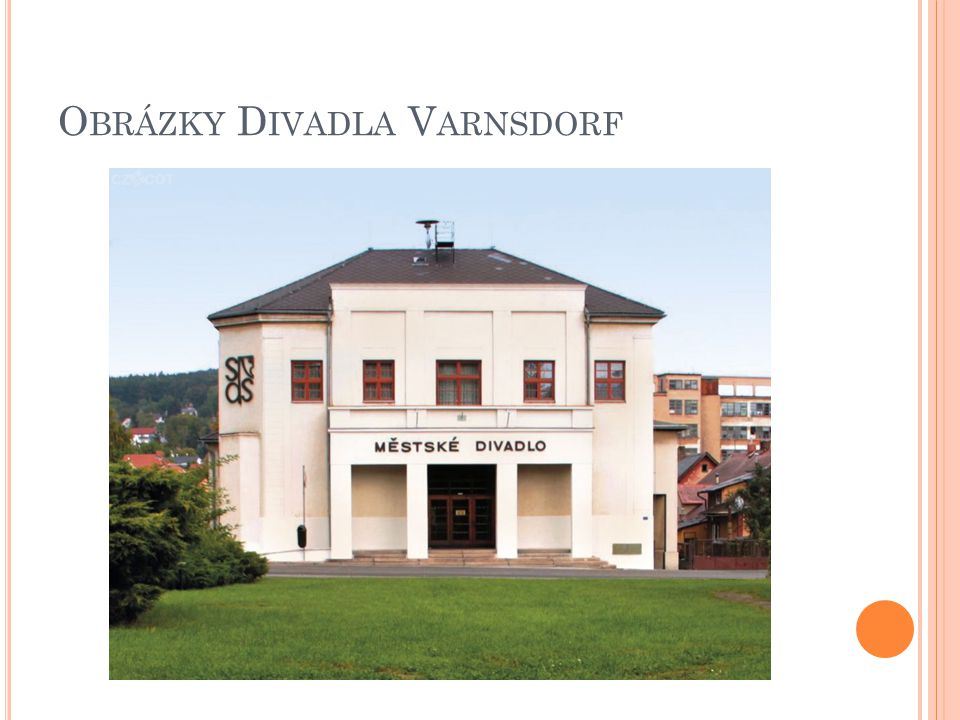 Obrázky Divadla Varnsdorf