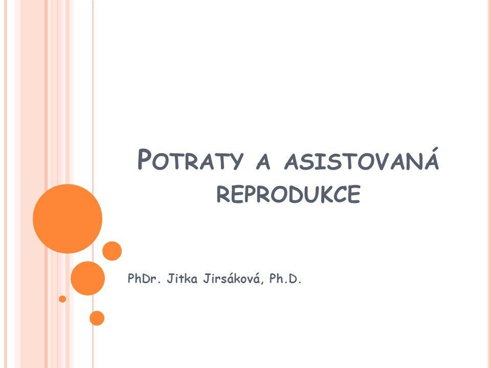 Potraty a asistovaná reprodukce